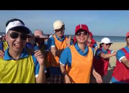 Thiên Hoàng Teambuilding 2019 - Vượt gian nan, đập tan thách thức